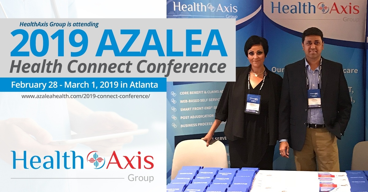 HealthAxis Group Is Attending The 2019 Azalea Health Connect Conference