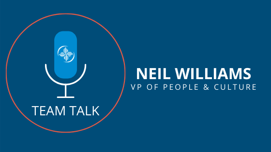 Neil Williams, VP Of People & Culture Speaks COVID-19 Shifts