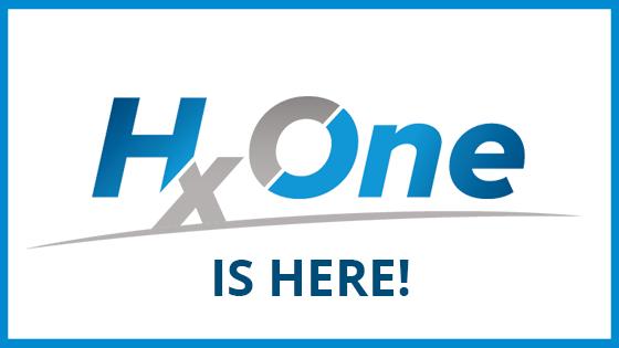 HxOne Is Here