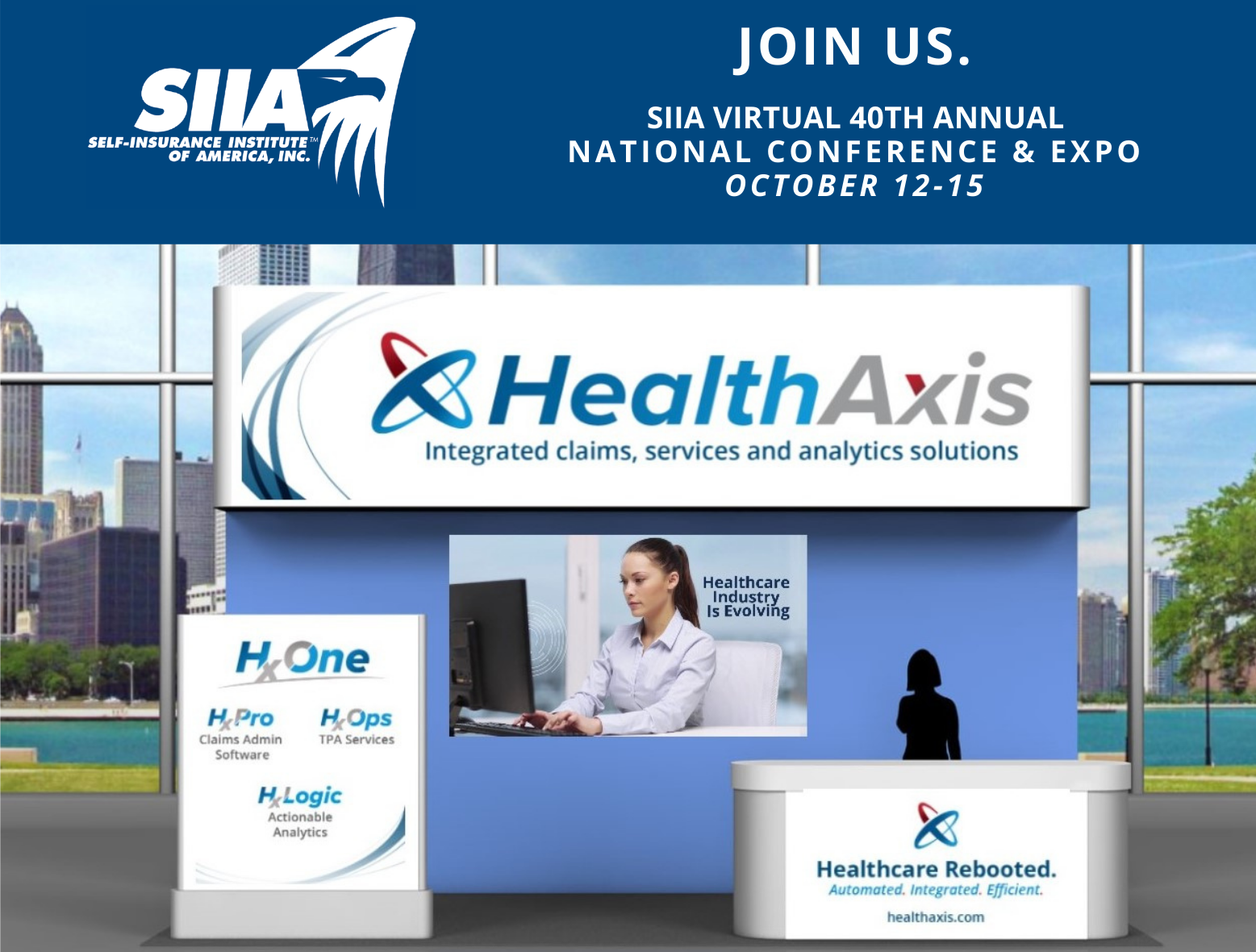 HealthAxis Participating In The SIIA Virtual 40th Annual National Conference & EXPO