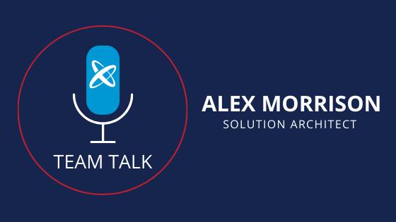 Alex Morrison Team Talk
