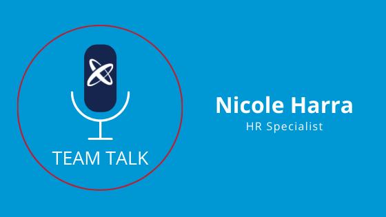 Nicole Harra Team Talk